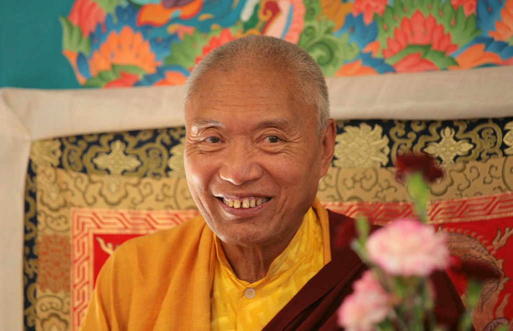 Registration for the Teachings of H.E. Kyabje Namkha Drimed Rabjam Rinpoche in Kyiv is open